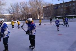 Зимний спортивный праздник в микрорайоне «Нахимовский»